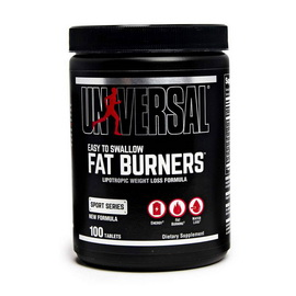 Easy to Swallow Fat Burners (100 tabs)
