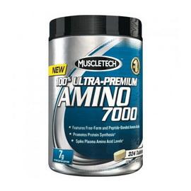 100% Ultra-Prem. Amino 7000 (324 tabs)