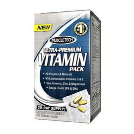 100% Ultra-Prem. Vitamin Pack (30 pak)