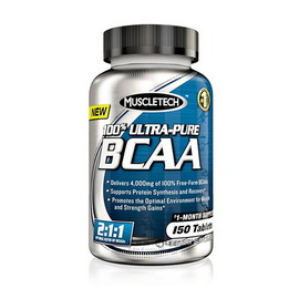 100% Ultra-Pure BCAA (150 caps)