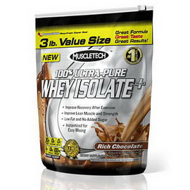 100% Ultra-Pure Whey Isolate (1,3 kg)