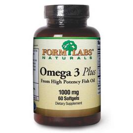 Omega 3 PLUS (60 softgels)