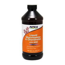 Liquid Gluco-Chondro-MSM (473 ml)
