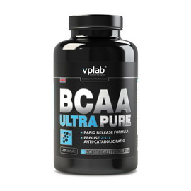 BCAA Ultra Pure (120 caps)