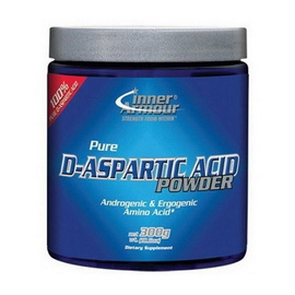 100% D-Aspartic Acid (300 g)