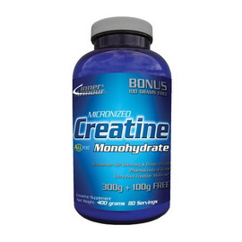 Creatine Monohydrate Bottle (400 g)