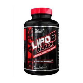 Lipo 6 Black (240 caps)