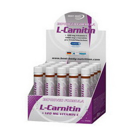 L-Carnitin + Vit.C (25 ml)