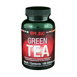 Green Tea (100 caps)