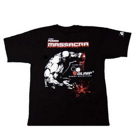 Футболка MASSACRA (m,l,xl,xxl)