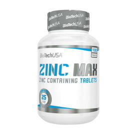 Zinc MAX (100 tabs)
