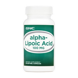 ALPHA LIPOIC ACID 100 (120 caps)
