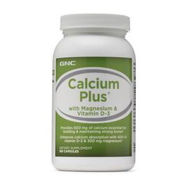 CALCIUM PLUS WITH VITAMIN (120 caps)