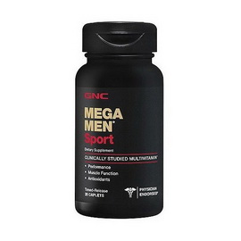 MEGA MEN SPORT (28 caps)