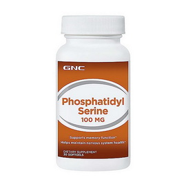 PHOSPHATIDYL SERINE 100 (30 caps)