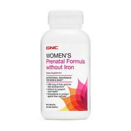 PRENATAL FORMULA NO IRON (60 cap)