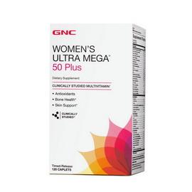 WOMEN'S ULTRA MEGA 50 PLUS (120)