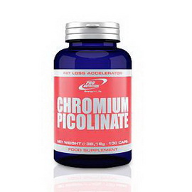 Chomium Picolinate (100 caps)