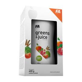 Greens & Juice (400 g)