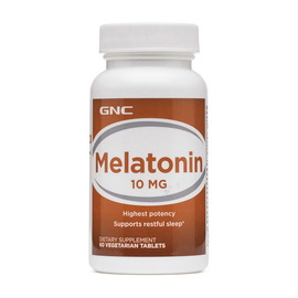 MELATONIN 10 (60 caps)