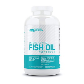 ON FISH OIL (200 caps)