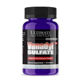 Vanadyl Sulfate 10 Mg (75 tab)