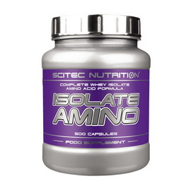 Isolate Amino (500 caps)