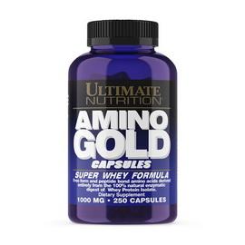 AMINO GOLD CAPSULES 1000 (250 cap)