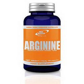 Arginine (750 mg) (90 caps)
