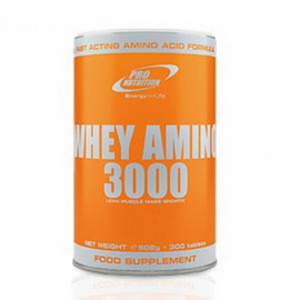 Whey Amino 3000 (120 tabl)