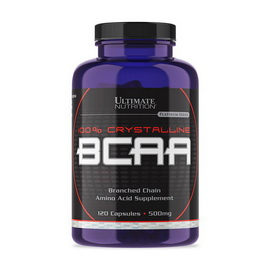 BCAA 500 mg (120 caps)