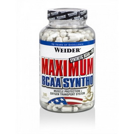 Maximum BCAA Syntho (120 caps)