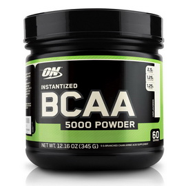 BCAA 5000 Unflavored (345 g)