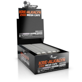 Kre-Alkalyn 2500 (30x30 caps)