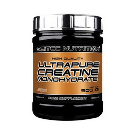 Ultrapure Creatine Monohydrate (500 g)