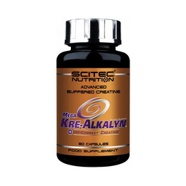 Mega Kre-Alkalyn (80 caps)