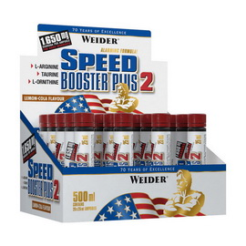 Speed Booster Plus 2 (20 x 25 ml)