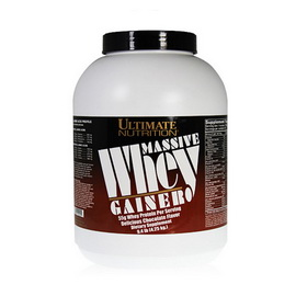 Massive Whey Gainer (4250 g)