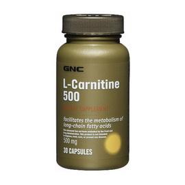 L-CARNITINE 500 (30 caps)