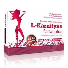 L-Carnitine forte plus (80 tab.)
