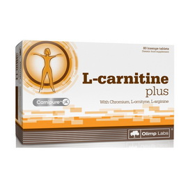 L-Carnitine plus (80 tablets)
