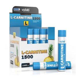 L-Carnitine, 1500 (20 amp)