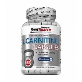 L-Carnitine caps (100 caps)