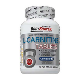 L-Carnitine Tablets (60 tab)