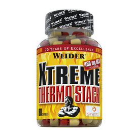 Xtreme Termo Stack (80 caps)