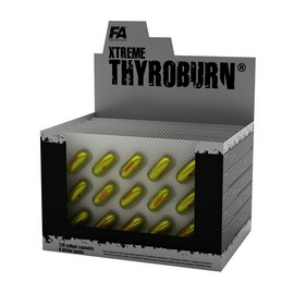 Xtreme Thyroburn (120 tab)