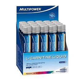 L-carnitine liquid forte (20 x25 ml)
