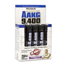 AAKG 9.400 (10 ampules)
