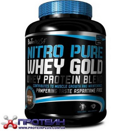 Nitro Pure Whey Gold (2270 g)
