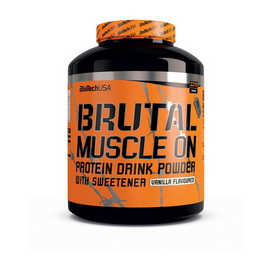 BRUTAL Muscle On (2270 g)